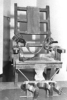 1907 the electric chair - Execution chaise electrique video ...